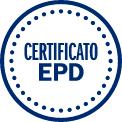CERTIFICATO EPD