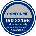 CONFORMITA' ISO 22196:2011